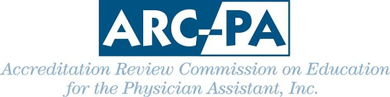 ARC-PA Accreditation Review Commission on Education for the Physician Assistant, Inc Logo