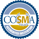 COSMA Accredited Institution Icon