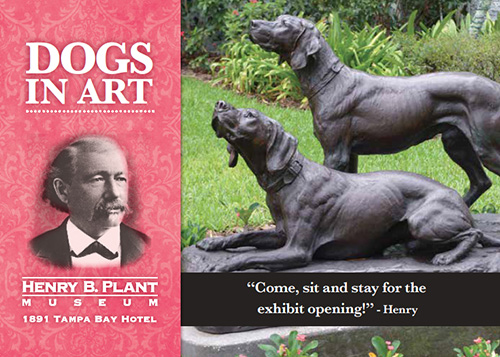 Plant Museum - Dogs in Art