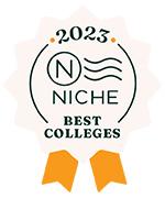 2021 Best Colleges Niche Logo