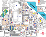The University Of Tampa Tampa Florida Campus Map