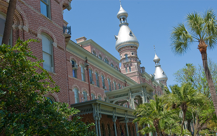 UT Recognition and Rankings| University of Tampa