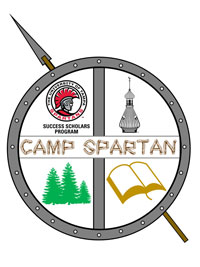Camp Spartan graphic