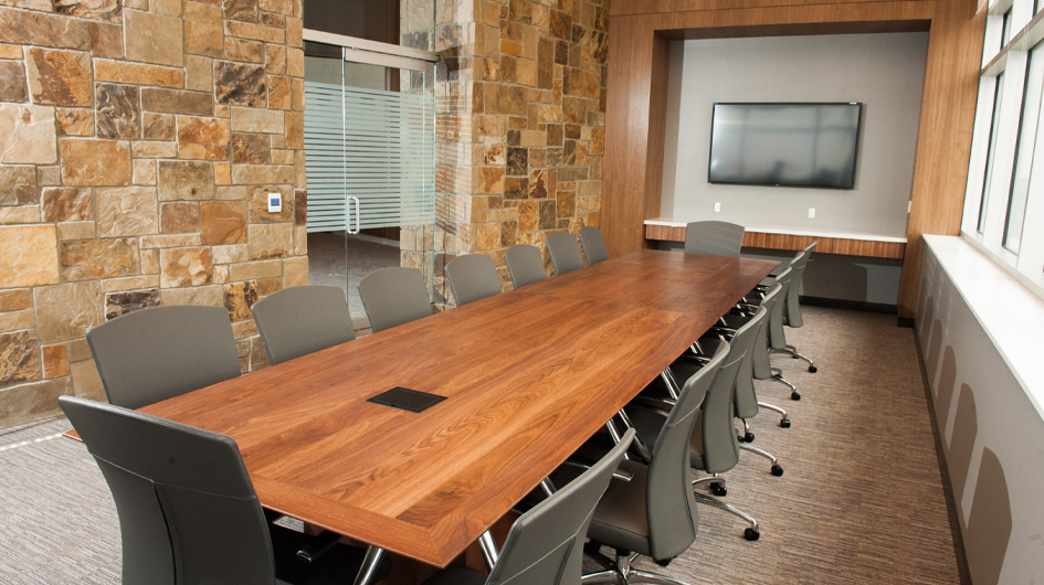 table conference room