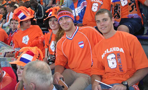 Sport Management Abroad - Holland