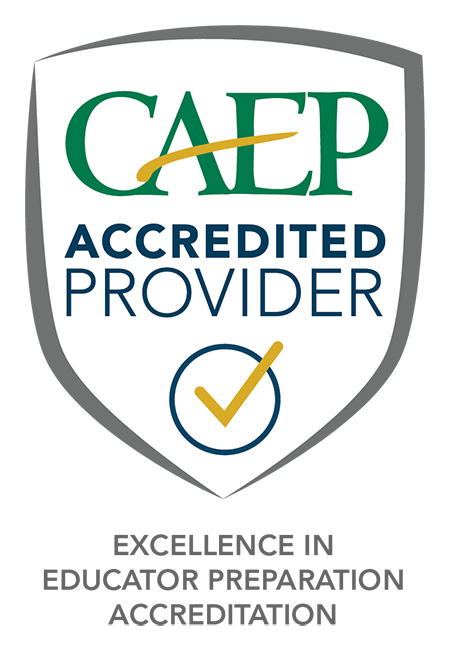 Council for the Accreditation of Educator Preparation (CAEP) Logo