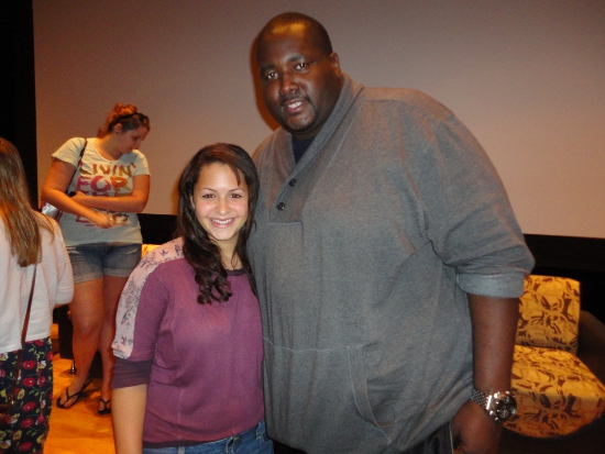 Blind Side Actor and UT Student
