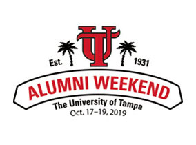 Alumni Weekend is in the month of October.