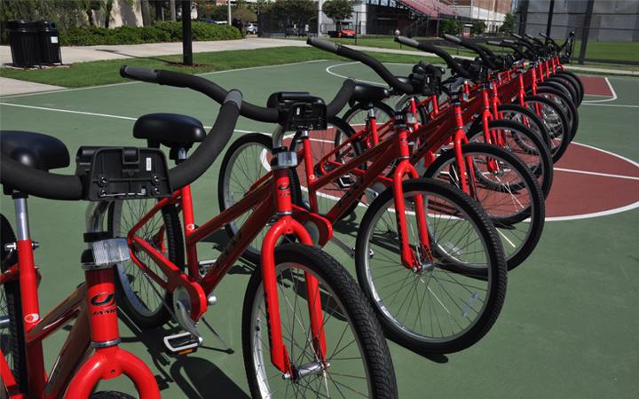 The University Of Tampa Tampa Florida Bikeut