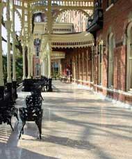The university of tampa tampa florida facilities rental east verandah junglespirit Choice Image