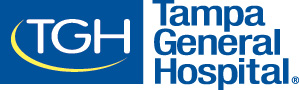 Tampa General Hospital (TGH) Logo