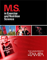 M.S. in Exercise and Nutrition Science Cover