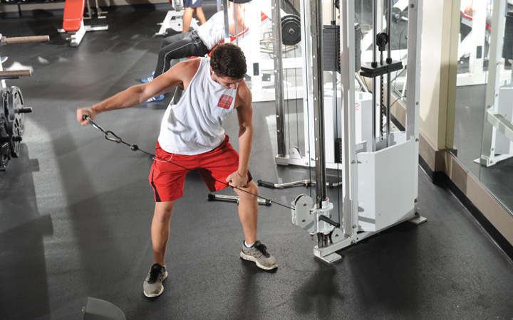The University of Tampa - M.S. in Exercise and Nutrition
