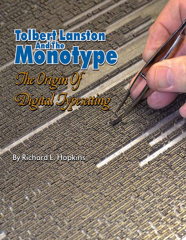 Tolbert Lanston and the Monotype (print)