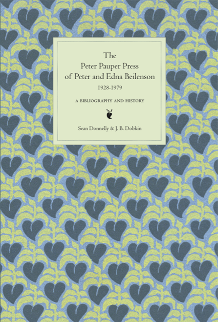 The Peter Pauper Press - cover