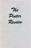 The Pinter Review 1987