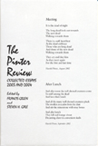 The Pinter Review 03-2004