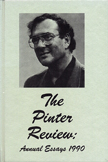 The Pinter Review 1990