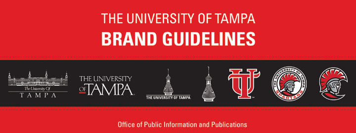 Branding and Guidelines| University of Tampa