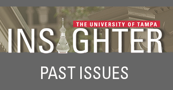 The University of Tampa - Insighter - May 2018