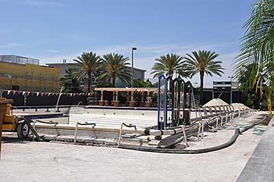 The University Of Tampa Public Information Campus Construction 2013