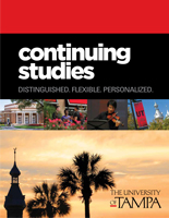 Continuing Studies eBrochure Cover