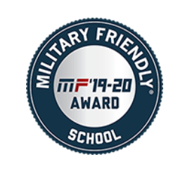 Military Friendly School MF '19-20 Award Icon