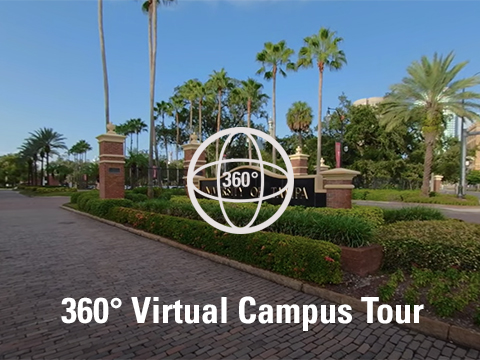 360 virtual campus tour video