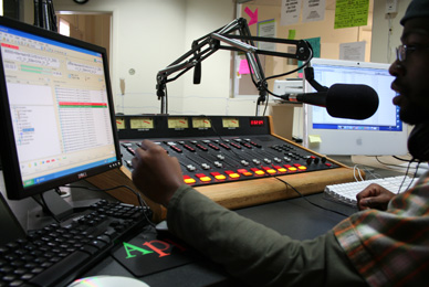 WUTT 1080 AM is UT's student-run radio station.<br/>