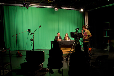 UTTV: Spartan Television is UT's <br/>student-run television station.<br/>