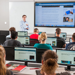 The University of Tampa's Sykes College of<br/> Business offers a world-class education with<br/> an international reputation for success.<br/>