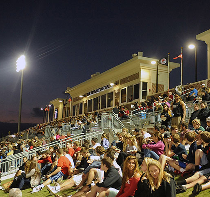 pepin stadium crowd