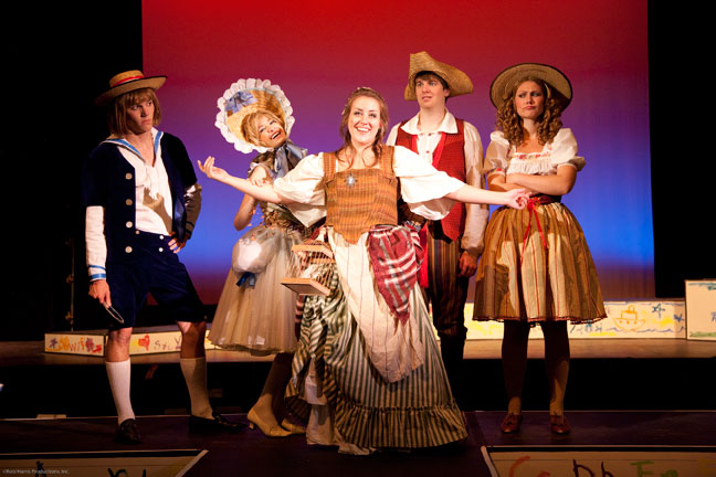 UT Theatre produces Candide.