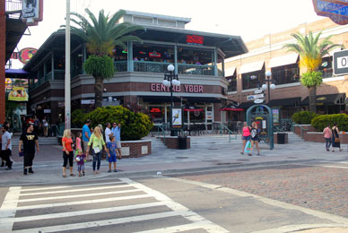 Historic Ybor City, only 10 minutes away, is<br/> well-known for its vibrant nightlife,<br/> dining and entertainment.<br/>