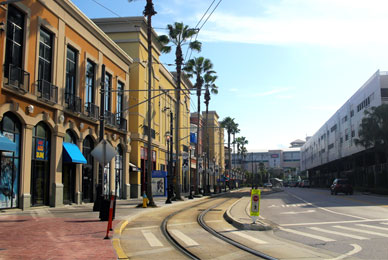 Channelside offers waterfront retail, dining and<br/> entertainment options.<br/>