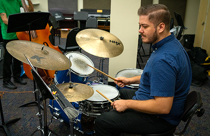 Drummer named 30 Under 30