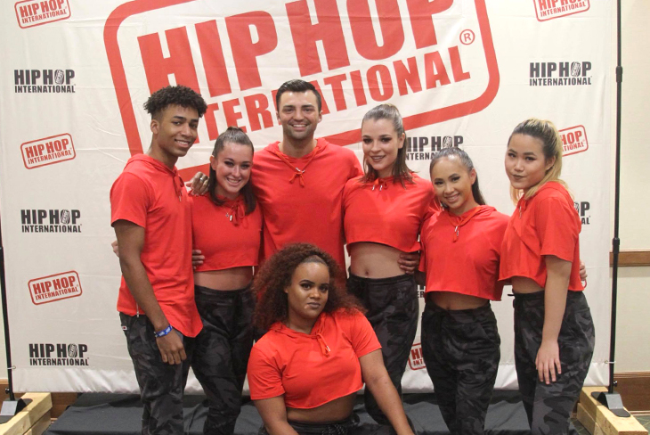 Hip Hop International dance competition