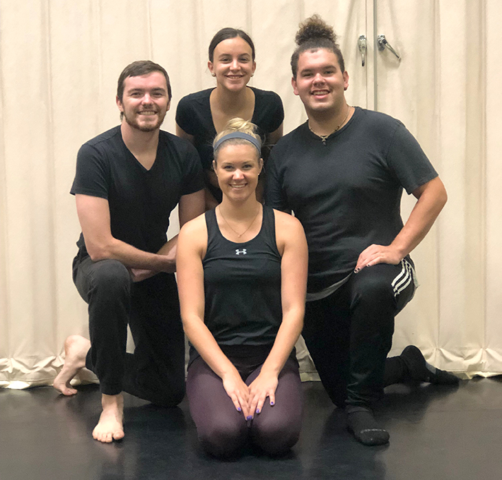 Applied Dance Major Takes the Stage