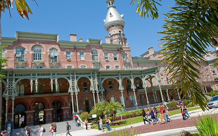 university of tampa gym